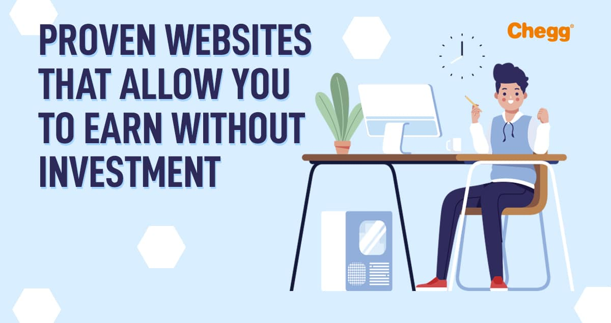 online money making sites without investment
