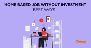 home based job without investment